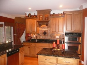 Gorgeous Custom-Built Kitchen, Built in Louisville by Jeda Homes