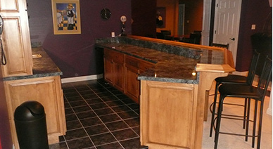 Basement Remodeling 3 by Jeda Homes