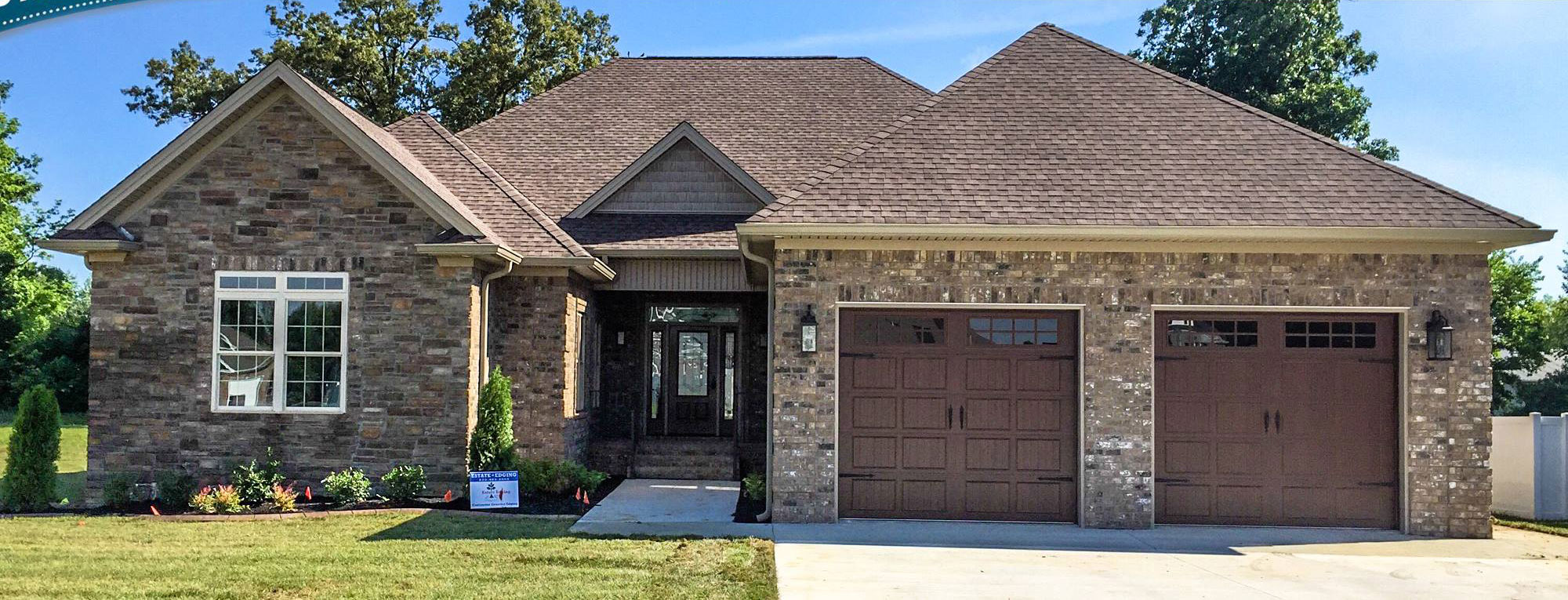 St jude dream homes i jeda homes llc for Home builders in kentucky